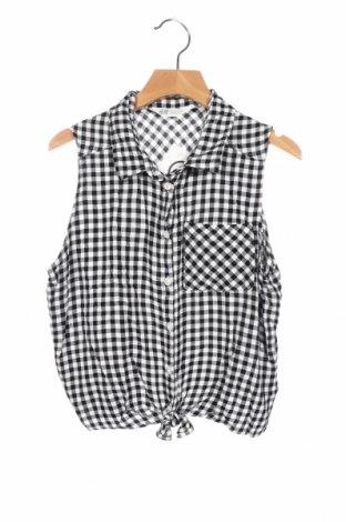 Παιδικό πουκάμισο H&M, Μέγεθος 13-14y/ 164-168 εκ., Χρώμα Λευκό, Βισκόζη, Τιμή 5,26€