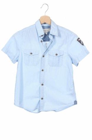 Παιδικό πουκάμισο H&M L.O.G.G., Μέγεθος 10-11y/ 146-152 εκ., Χρώμα Μπλέ, Βαμβάκι, Τιμή 9,25€