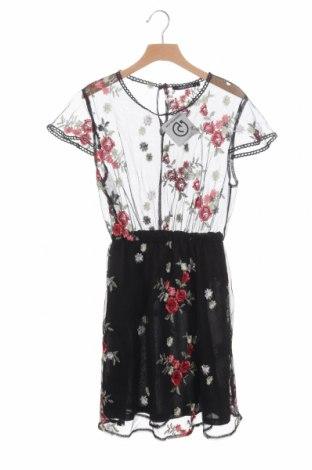 Παιδικό φόρεμα, Μέγεθος 4-5y/ 110-116 εκ., Χρώμα Μαύρο, Πολυεστέρας, Τιμή 16,24€
