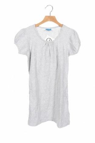 Παιδικό φόρεμα Alive, Μέγεθος 10-11y/ 146-152 εκ., Χρώμα Γκρί, 83% βαμβάκι, 10% βισκόζη, 7% ελαστάνη, Τιμή 7,15€