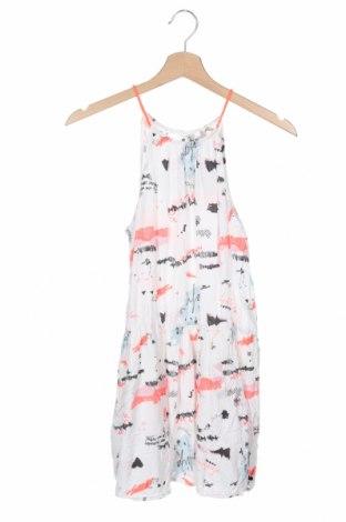 Детска рокля Garcia Jeans, Размер 13-14y/ 164-168 см, Цвят Бял, Вискоза, Цена 16,07лв.