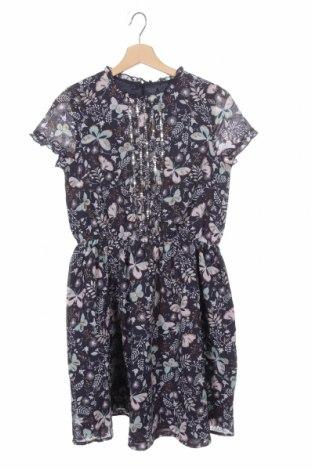 Детска рокля George, Размер 12-13y/ 158-164 см, Цвят Многоцветен, Полиестер, Цена 15,02лв.