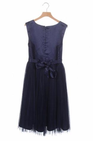 Παιδικό φόρεμα Happy Girls By Eisend, Μέγεθος 10-11y/ 146-152 εκ., Χρώμα Μπλέ, Πολυεστέρας, Τιμή 13,20€