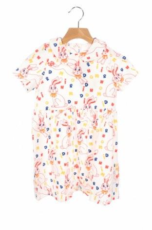 Παιδικό φόρεμα Mini Rodini, Μέγεθος 3-4y/ 104-110 εκ., Χρώμα Λευκό, 95% lyocell, 5% ελαστάνη, Τιμή 20,88€