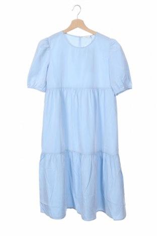 Παιδικό φόρεμα Name It, Μέγεθος 13-14y/ 164-168 εκ., Χρώμα Μπλέ, Πολυεστέρας, Τιμή 18,22€