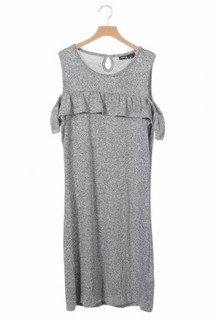 Παιδικό φόρεμα Pepperts!, Μέγεθος 15-18y/ 170-176 εκ., Χρώμα Γκρί, 51% βισκόζη, 47% πολυεστέρας, 2% ελαστάνη, Τιμή 8,57€