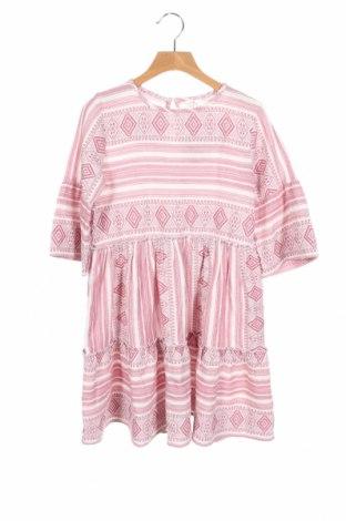 Παιδικό φόρεμα The New, Μέγεθος 9-10y/ 140-146 εκ., Χρώμα Ρόζ , Βαμβάκι, Τιμή 20,10€