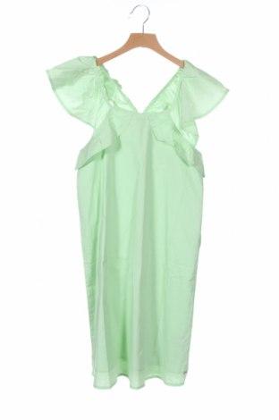 Παιδικό φόρεμα Tiffosi, Μέγεθος 12-13y/ 158-164 εκ., Χρώμα Πράσινο, Βαμβάκι, Τιμή 6,16€