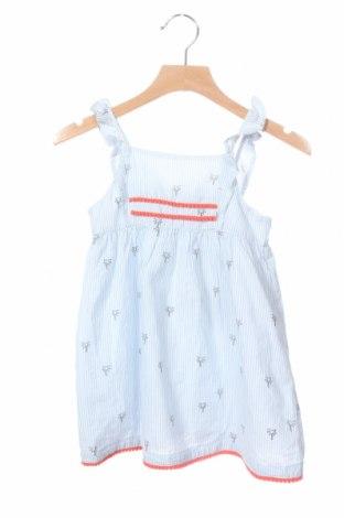 Παιδικό φόρεμα Tom Tailor, Μέγεθος 12-18m/ 80-86 εκ., Χρώμα Μπλέ, Βαμβάκι, Τιμή 25,54€