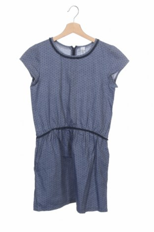 Παιδικό φόρεμα Zara Kids, Μέγεθος 13-14y/ 164-168 εκ., Χρώμα Μπλέ, Τιμή 11,36€