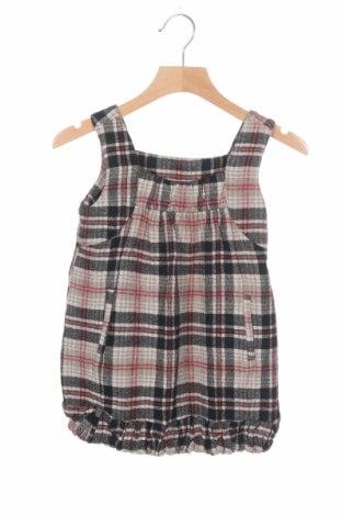 Παιδικό φόρεμα Zara Kids, Μέγεθος 2-3y/ 98-104 εκ., Χρώμα Πολύχρωμο, 70% βισκόζη, 30% μαλλί, Τιμή 10,93€