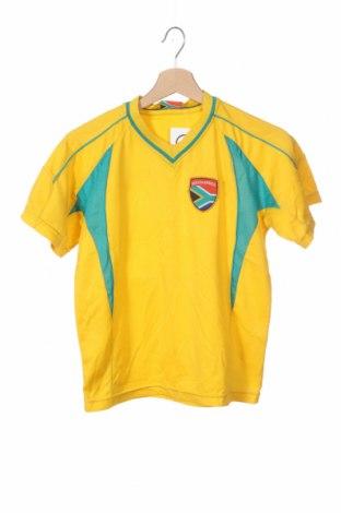 Παιδικό μπλουζάκι, Μέγεθος 9-10y/ 140-146 εκ., Χρώμα Κίτρινο, Πολυεστέρας, Τιμή 4,97€