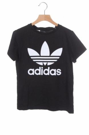Παιδικό μπλουζάκι Adidas, Μέγεθος 9-10y/ 140-146 εκ., Χρώμα Μαύρο, Βαμβάκι, Τιμή 18,95€