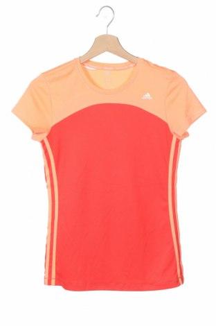 Παιδικό μπλουζάκι Adidas, Μέγεθος 13-14y/ 164-168 εκ., Χρώμα Κόκκινο, Τιμή 9,35€