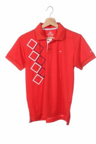 Παιδικό μπλουζάκι Dunlop, Μέγεθος 11-12y/ 152-158 εκ., Χρώμα Κόκκινο, Πολυεστέρας, Τιμή 8,83€