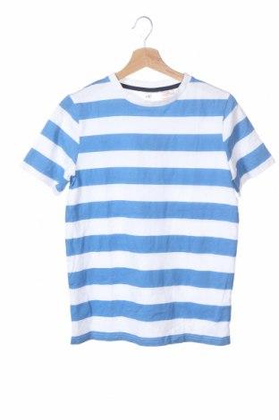 Παιδικό μπλουζάκι H&M, Μέγεθος 12-13y/ 158-164 εκ., Χρώμα Μπλέ, Βαμβάκι, Τιμή 7,79€