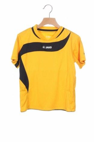 Παιδικό μπλουζάκι Jako, Μέγεθος 5-6y/ 116-122 εκ., Χρώμα Κίτρινο, Πολυεστέρας, Τιμή 6,93€