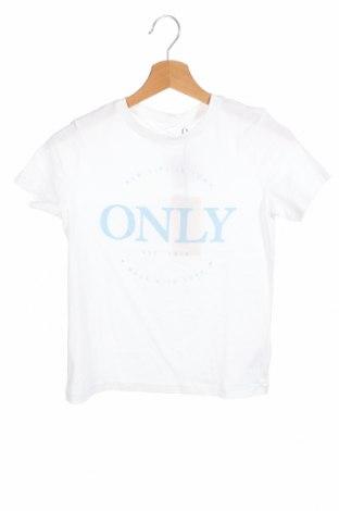 Παιδικό μπλουζάκι Only Kids, Μέγεθος 10-11y/ 146-152 εκ., Χρώμα Λευκό, Βαμβάκι, Τιμή 12,04€