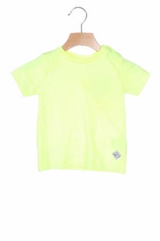 Παιδικό μπλουζάκι Staccato, Μέγεθος 12-18m/ 80-86 εκ., Χρώμα Πράσινο, 65% πολυεστέρας, 35% βαμβάκι, Τιμή 8,25€