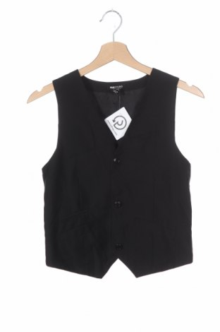Παιδικό γιλέκο H&M, Μέγεθος 11-12y/ 152-158 εκ., Χρώμα Μαύρο, 65% πολυεστέρας, 35% βισκόζη, Τιμή 8,28€