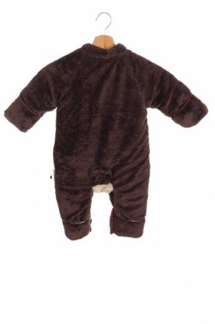 Παιδική σαλοπέτα, Μέγεθος 12-18m/ 80-86 εκ., Χρώμα Καφέ, 90% βαμβάκι, 10% πολυεστέρας, Τιμή 8,66€