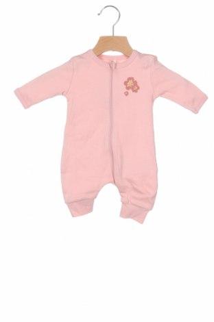 Παιδική σαλοπέτα Name It, Μέγεθος 1-2m/ 50-56 εκ., Χρώμα Ρόζ , 100% βαμβάκι, Τιμή 6,49€