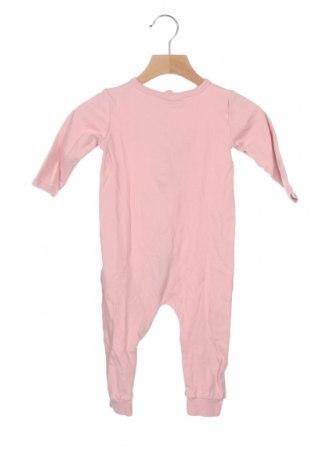 Παιδική σαλοπέτα Name It, Μέγεθος 12-18m/ 80-86 εκ., Χρώμα Ρόζ , 100% βαμβάκι, Τιμή 6,49€