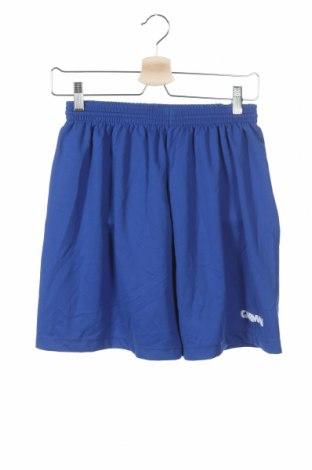 Παιδικό κοντό παντελόνι, Μέγεθος 14-15y/ 168-170 εκ., Χρώμα Μπλέ, Πολυεστέρας, Τιμή 3,41€