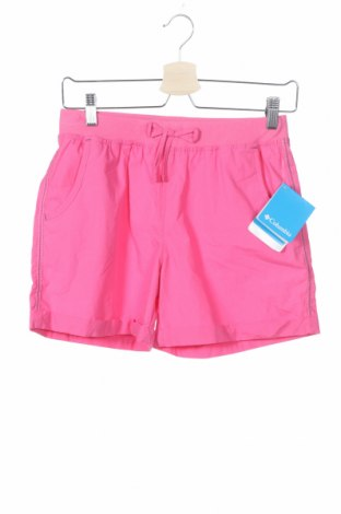 Παιδικό κοντό παντελόνι Columbia, Μέγεθος 14-15y/ 168-170 εκ., Χρώμα Ρόζ , Βαμβάκι, Τιμή 18,44€
