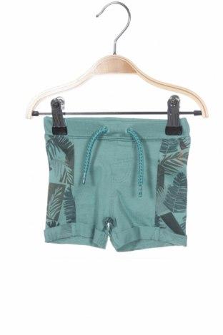 Dětské krátké kalhoty  Esprit, Velikost 2-3m/ 56-62 cm, Barva Zelená, 100% bavlna, Cena  107,00Kč