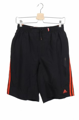 Παιδικό κοντό παντελόνι Nike, Μέγεθος 15-18y/ 170-176 εκ., Χρώμα Μαύρο, Πολυεστέρας, Τιμή 8,22€