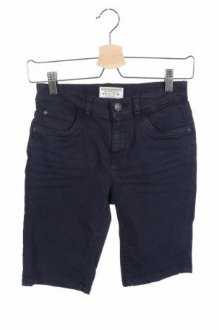 Παιδικό κοντό παντελόνι Review, Μέγεθος 10-11y/ 146-152 εκ., Χρώμα Μπλέ, 97% βαμβάκι, 3% ελαστάνη, Τιμή 12,80€