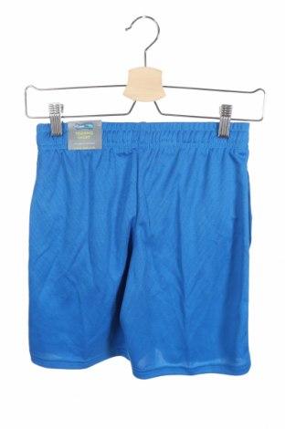 Παιδικό κοντό παντελόνι Tek Gear, Μέγεθος 7-8y/ 128-134 εκ., Χρώμα Μπλέ, Πολυεστέρας, Τιμή 7,09€