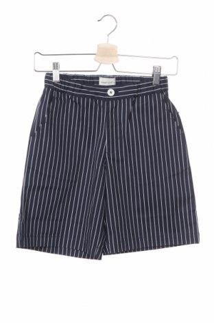 Παιδικό κοντό παντελόνι Unauthorized, Μέγεθος 8-9y/ 134-140 εκ., Χρώμα Μπλέ, 97% βαμβάκι, 3% ελαστάνη, Τιμή 12,06€