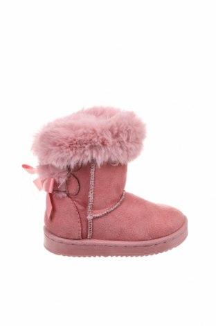 Детски обувки, Размер 25, Цвят Розов, Текстил, Цена 27,60лв.