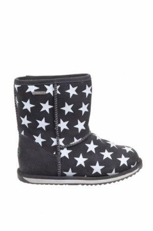 Παιδικά παπούτσια EMU Australia, Μέγεθος 33, Χρώμα Γκρί, Φυσικό σουέτ, Τιμή 29,44€