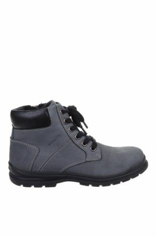 Παιδικά παπούτσια Geox, Μέγεθος 33, Χρώμα Γκρί, Δερματίνη, Τιμή 33,74€