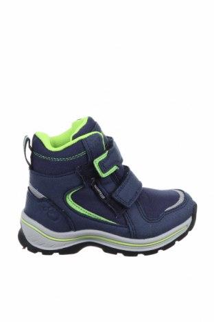 Детски обувки Lamino, Размер 24, Цвят Син, Текстил, Цена 51,00лв.