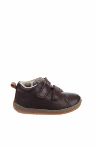 Παιδικά παπούτσια Naturino, Μέγεθος 22, Χρώμα Καφέ, Γνήσιο δέρμα, Τιμή 30,81€