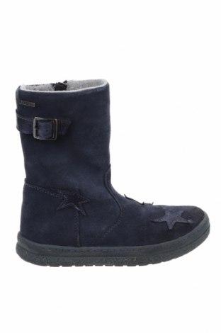 Παιδικά παπούτσια Pio, Μέγεθος 31, Χρώμα Μπλέ, Φυσικό σουέτ, Τιμή 9,09€