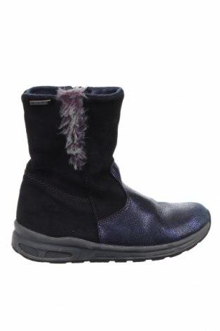 Παιδικά παπούτσια Pio, Μέγεθος 29, Χρώμα Μπλέ, Γνήσιο δέρμα, Τιμή 17,82€