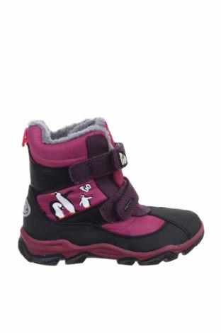 Παιδικά παπούτσια Pio, Μέγεθος 31, Χρώμα Μαύρο, Δερματίνη, κλωστοϋφαντουργικά προϊόντα, Τιμή 20,41€