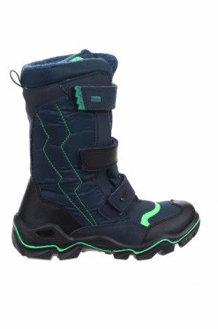 Παιδικά παπούτσια Primigi, Μέγεθος 36, Χρώμα Μπλέ, Κλωστοϋφαντουργικά προϊόντα, δερματίνη, Τιμή 29,78€