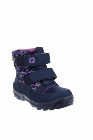 Детски обувки Richter, Размер 27, Цвят Син, Еко кожа, текстил, Цена 51,75лв.