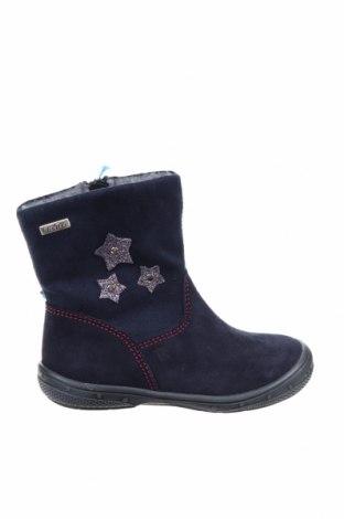 Παιδικά παπούτσια Richter, Μέγεθος 25, Χρώμα Μπλέ, Φυσικό σουέτ, Τιμή 29,44€