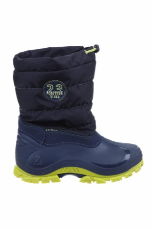 Детски обувки Spirale, Размер 33, Цвят Син, Текстил, Цена 38,40лв.