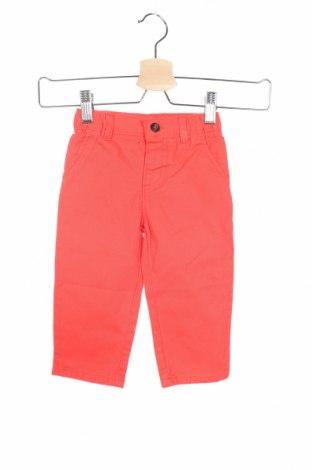 Παιδικό παντελόνι Carter's, Μέγεθος 9-12m/ 74-80 εκ., Χρώμα Κόκκινο, Βαμβάκι, Τιμή 6,64€