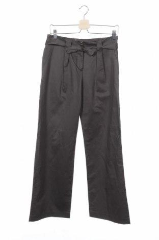Детски панталон Escada, Размер 15-18y/ 170-176 см, Цвят Сив, 69% памук, 31% лен, Цена 64,08лв.