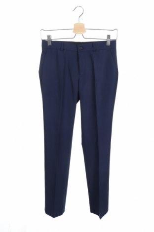 Pantaloni pentru copii G.o.l. Boys, Mărime 14-15y/ 168-170 cm, Culoare Albastru, 65% poliester, 35% viscoză, Preț 13,50 Lei