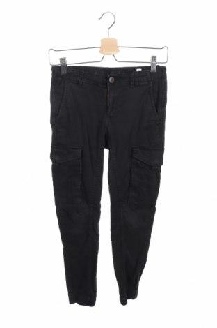 Παιδικό παντελόνι Jack & Jones, Μέγεθος 10-11y/ 146-152 εκ., Χρώμα Γκρί, 98% βαμβάκι, 2% ελαστάνη, Τιμή 18,95€